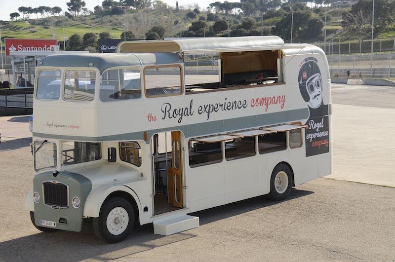 The Royal bus, una experiencia diferente