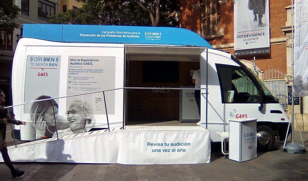 Seguimos en ruta con GAES por toda España