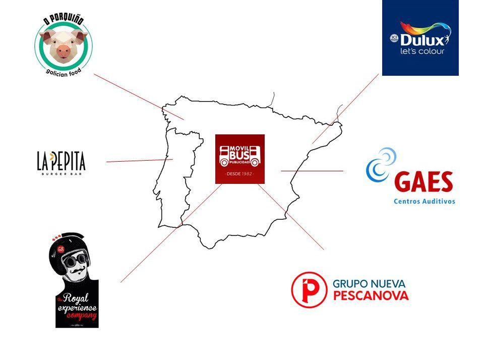 6 campañas distintas por toda la Península en un mismo fin de semana
