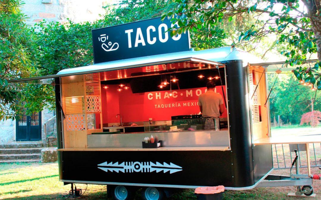 Food truck Taquería Chac Mool