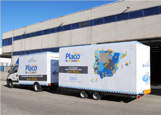 Desayunos Placo on Tour 2019
